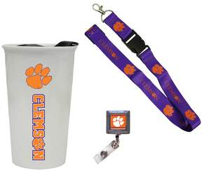 NCAA Clemson Tigers Badge Holder