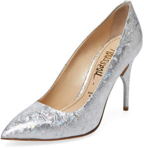 Jerome C. Rousseau Women's Pearl Pointed-Toe Pump