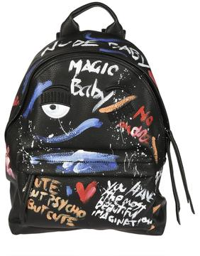 Chiara Ferragni Paint Effect Backpack