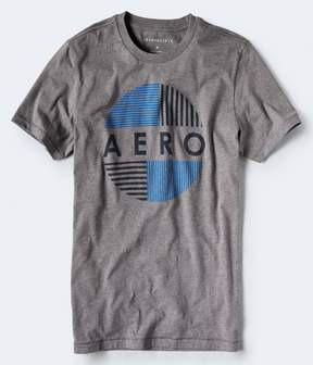 Aeropostale Aero Linear Circle Graphic Tee