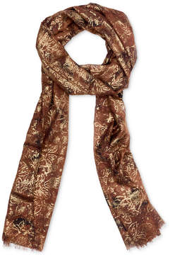 Patricia Nash Metallic-Print Scarf, a Macy's Exclusive Style