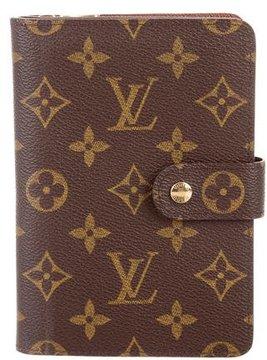 Louis Vuitton Monogram Porte-Papier Zippé Wallet - BROWN - STYLE