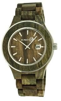 Earth Cherokee Olive Watch.