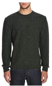Altea Men's Green Acrylic Sweater.