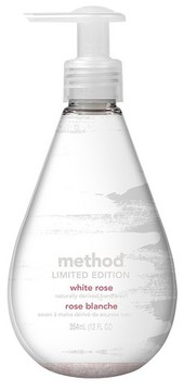 Method Products Limited Edition Gel Hand Soap White Rose - 12oz