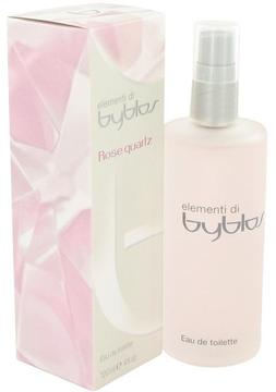 Byblos Rose Quartz by Byblos Eau De Toilette Spray for Women (4 oz)