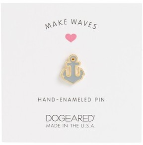 Dogeared Women's Make Waves Pin