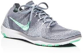 Nike Women's Free Focus Flyknit 2 Lace Up Sneakers