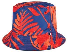Tommy Hilfiger Mens Pasadena Bucket Hat Blue One Size