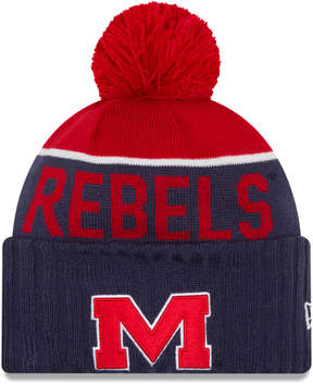 New Era Ole Miss Rebels Sport Knit Hat