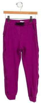 Little Marc Jacobs Girls' Knit Sweatpants