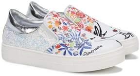 Simonetta sketch print sneakers