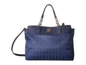 Tommy Hilfiger Evaline Convertible Satchel Satchel Handbags