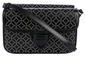 Alaia Arabesque Studded Crossbody Bag