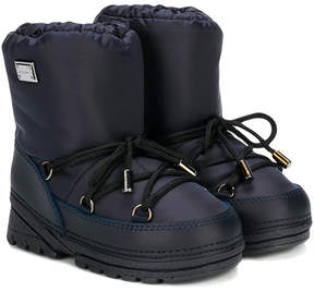 Dolce & Gabbana ankle snow boots