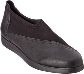 Arche Albala Leather Flat