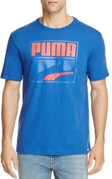 Puma Graphic Logo Tee