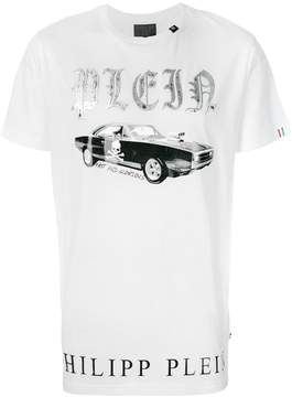 Philipp Plein fast and glorious T-shirt