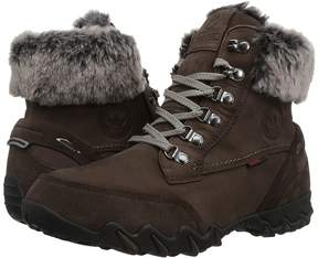Allrounder by Mephisto Nabuka Tex Women's Lace-up Boots