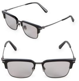 Brioni 53MM Square Sunglasses