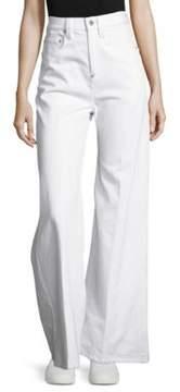 Calvin Klein Collection Geiger Bis Wide-Leg Jeans