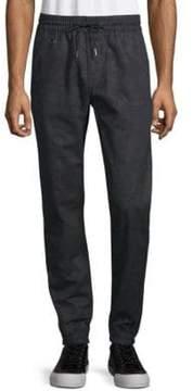 Publish Sprinter Camo-Print Cotton Jogger Pants