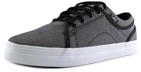 DVS Shoe Company Aversa Round Toe Canvas Skate Shoe.