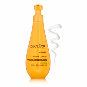 Decleor Aroma Confort Systeme Corps Gradual Glow Hydrating Body Milk