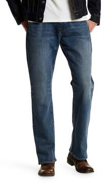 Lucky Brand Athletic Boot Jeans - 30-32\ Inseam