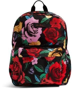 Vera Bradley Grande Laptop Backpack - KIEV PAISLEY - STYLE