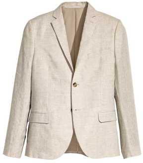 H&M Linen Blazer Slim fit