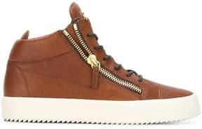 Giuseppe Zanotti Design 'Kriss' mid-top sneakers