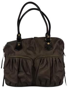 MZ Wallace Bronze Nylon Jane Bag