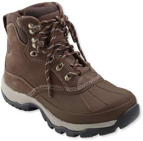 L.L. Bean L.L.Bean Women's Storm Chasers, Lace-Up Boot
