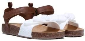 Carter's Kids' Welsie Footbed Sandal Toddler/Preschool