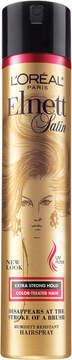 L'Oreal Elnett Satin Extra Strong Hold UV Hair Spray