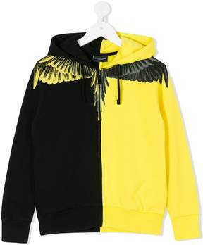 Marcelo Burlon County of Milan Kids Wings hoodie