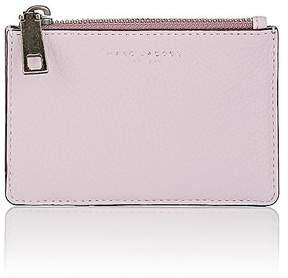 Marc Jacobs Women's Top-Zip Wallet - LIGHT PURPLE - STYLE