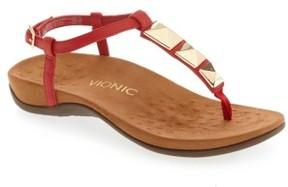 Vionic Women's Nala T-Strap Sandal
