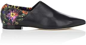3.1 Phillip Lim WOMEN'S BARBOUCHE LEATHER LOAFERS