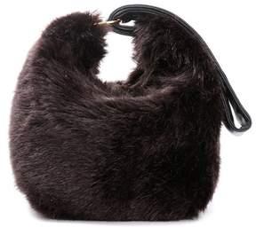 Victoria Beckham Tissue faux-fur handbag