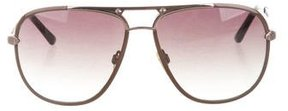 Just Cavalli Tinted Aviator Sunglasses