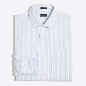 J.Crew Mercantile Striped flex wrinkle-free dress shirt