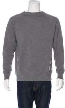 Dries Van Noten Wool Crew Neck Sweater