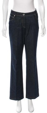 Christian Dior Mid-Rise Flare Jeans