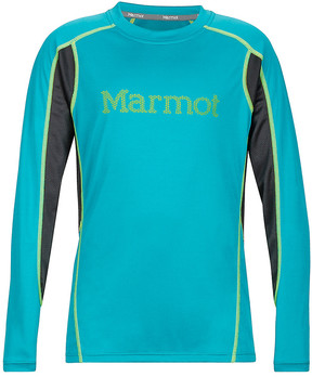 Marmot Boy's Windridge with Graphic LS