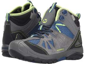 Merrell Capra Mid Waterproof Boys Shoes