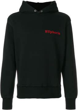 Misbhv embroidered hoodie