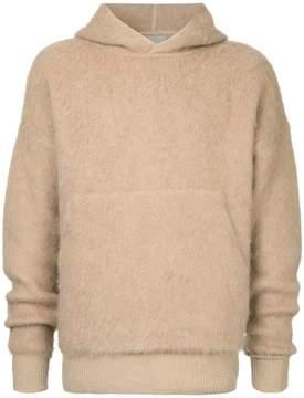 Laneus front pockets hoodie