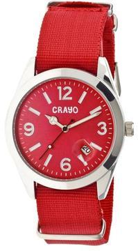 Crayo Sunrise Collection CR1703 Unisex Watch